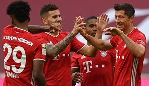 FC Bayern München gegen Eintracht Frankfurt zum Nachlesen im Liveticker -  5:0