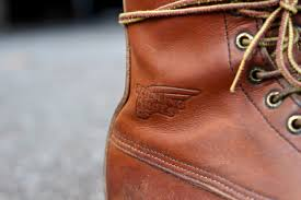 red wing 877 oro iginal leather