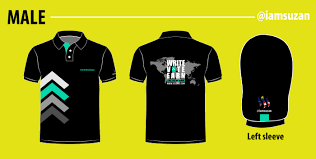 How To Design A Polo Shirt Teammalaysia Polo T Shirt Design Contest Steemit