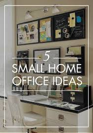 small home office 5. Five Small Home Office Ideas 5