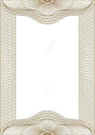 Гильоширование вектор рамки для диплома или сертификата Клипарты  Гильоширование вектор рамки для диплома или сертификата Фото со стока 11056484