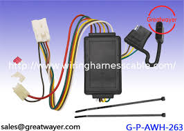 trailer wiring harness 4pin flat trail connector mini iso 8 pin trailer wiring harness 4pin flat trail connector mini iso 8 pin cable assembly