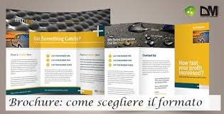 Formati Brochure Formato Brochure Tirevi Fontanacountryinn Com