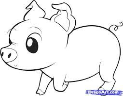 baby piglet drawings.  Piglet Baby Piglet Drawing  Photo12 Intended Piglet Drawings W