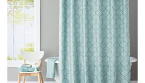 shower linen target extra and ruffle white cotton eyelet waffle curtain liner off duck fringe gorgeous