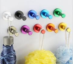 colorful coat hooks. Fine Hooks Colorful Clothes Rack Kitchen Door Cloth Coat Wall Hook Towel Robe For  Bathroom Accessory Hanger Candy Color  Intended Hooks