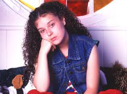 On the episodes she has a family, but her mum dumped her in the dumping ground. Tracy Beaker Wikipedia