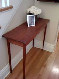 shaker hall table. SHAKER HALL TABLE IN CHERRY: The Table That Started It All. Built In 1996 Shaker Hall G