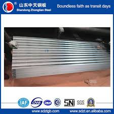 galvalume corrugated sheets alu zinc coated roof sheet metal roofing sheet
