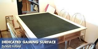 diy board game table dedicated gaming surface table matt diy board game table reddit