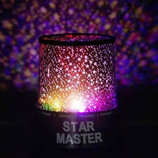 Star Master Night Light Pink Pink Purple And Blue Led Galaxy Sky Projector Light Gift Set