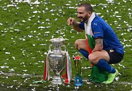 """Bonucci explains how England's """"it's coming home"""" helped Italy win"""