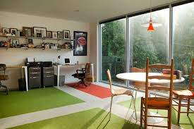 dozen home workspaces. Exellent Dozen Awesome Home Workspaces In Contemporary Style With Stylish Bookcases   Office Decor Dozen To