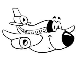 Avion 133 Transport Coloriages Imprimer