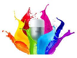 Умная <b>Лампочка Xiaomi Yeelight LED</b> Bulbe E27 (Color). Новая.В ...