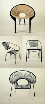 He aqu otro ejemplo de las sillas que se usan en zonas costeras sin  embargo son