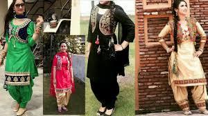 Punjabi Suit With Long Jacket Design Punjabi Suit With Jacket Designs Suit With Jacket
