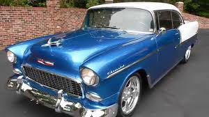 1955 Chevy BelAir Hardtop Pro Tour for sale Old Town Automobile in ...