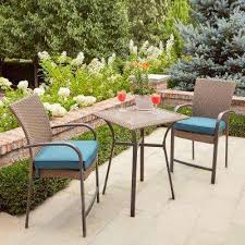 fortable Outdoor Bistro Set