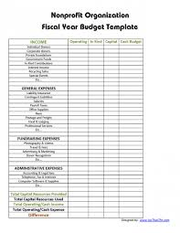 Nonprofit Budget Worksheet 001 Nonprofit Budget Template Sample Perfect Photo So Non Profit