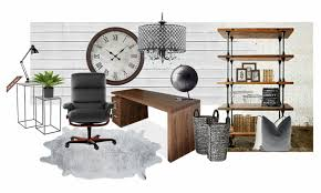 Rustic Office Design Rustic Meets Modern Office Design Board Seeking Lavendar Lane