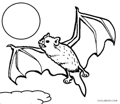 Pictures Of Bats To Color Bats Coloring Pages Rouge The Bat Coloring