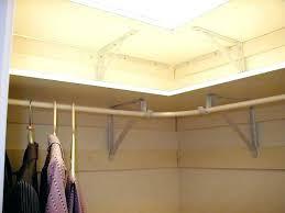 corner clothes rod corner closet rod degrees s bathrooms ideas pictures corner closet rod corner closet corner clothes rod corner closet