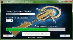 dota 2 treasure chest unlock tool 2013 dota 2 treasure chest