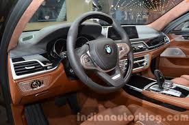 bmw 2015 7 series interior. 2016 bmw 7 series individual interior at the iaa 2015 bmw a