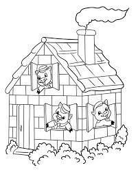 Hoje já estamos acostumados com casas de tijolos ou madeira, mas você sabia que as primeiras casas eram na verdade cavernas? Casa Para Colorir 10 Casa Para Colorir Colorir Desenhos Para Colorir