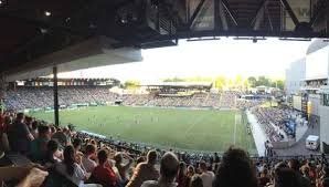 Providence Park Section 222 Home Of Portland Timbers