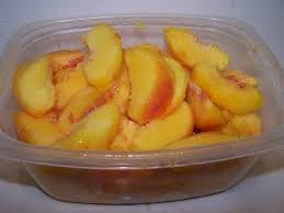 How to freeze <b>peaches</b>, nectarines, apricots, figs, cherries and plums