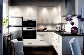 modern white kitchens ikea. Plain Modern Modern White Kitchen Inside Kitchens Ikea