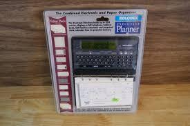 Brand New Rolodex Electronics E0 400 Organizer Electronic Paper Bonus Pack