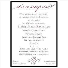 Corporate Invitation Template Gorgeous 48th Birthday Invitation Wording R Templates Free Download Cover
