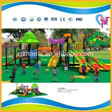 a amusement park garden outdoor cat playground for kids equipment