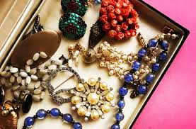 a guide to vine costume jewelry by the decade