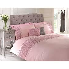Buy Rapport Limoges Luxury Bedding Range - Rose Pink - FREE ...