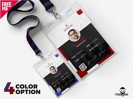 Innovative Office Designs Custom Office ID Cards Design Free PSD Set By Mohammed Asif Dribbble