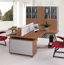 modern home office featuring glossy white contemporary design executive desk ideas wood desks for designer affordable cabin hon furniture roll top unique cool wood desk ideas68 desk