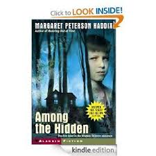 Hidden Book By The Life Among Margaret Review Peterson Haddix qvxpvrt