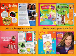 many of us who place ag orders acquire several of the mini doll size ag cards for international readers who want to make their own