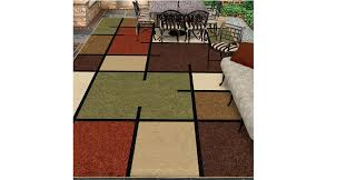 orian rugs modern design dark multi area rug 7 5 x 10 is for 67 at com