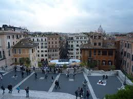 Falls sie sich für aktivitäten und sehenswürdigkeiten in der umgebung interessieren, dann sollten sie sich diese. Aussicht Von Der Spanischen Treppe Uber Rom Reiseblog Travel Sisi