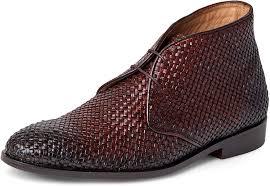 Mens Designer Boots Amazon Com Carlos Santana Mens Piano Chukka Desert