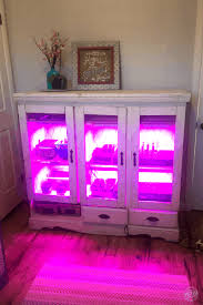here s how we created a diy grow light system for indoor seed starting using an old