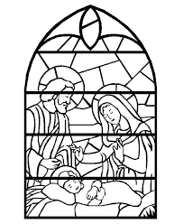 Awesome Christmas Manger Scene Coloring Pages Teachinrochestercom