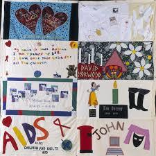 UK AIDS Memorial Quilt & Memorial Quilt Adamdwight.com