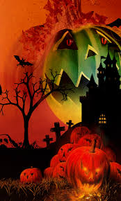 Halloween Lockscreen Wallpaper by ...