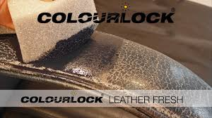 Colourlock Leather Fresh Dye Kit With Mild Leather Cleaner